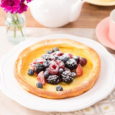 Dutch Baby Pancakes 137