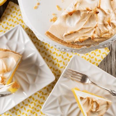 Lemon Meringue Pie CMS