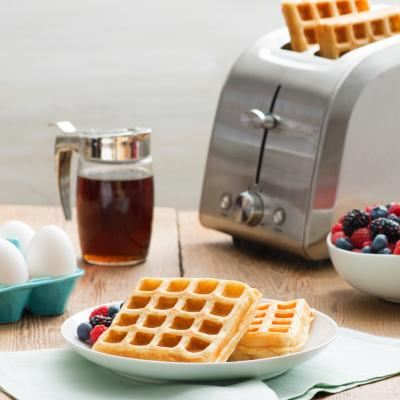 Make Ahead Buttermilk Toaster Waffles 034