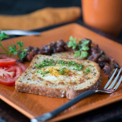 Mexi Eggs