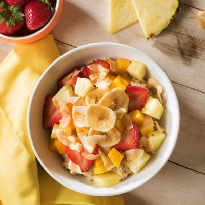 Tropical Oatmeal Bowl CMS
