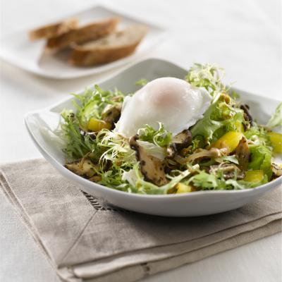 Wild Mushroom Salad with Poached Egg.jpg