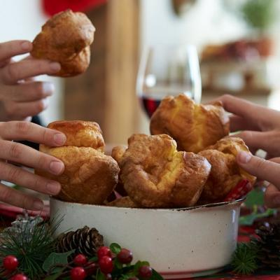 Yorkshire Puddings CMS