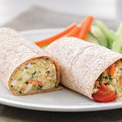 couscous egg wrap HC