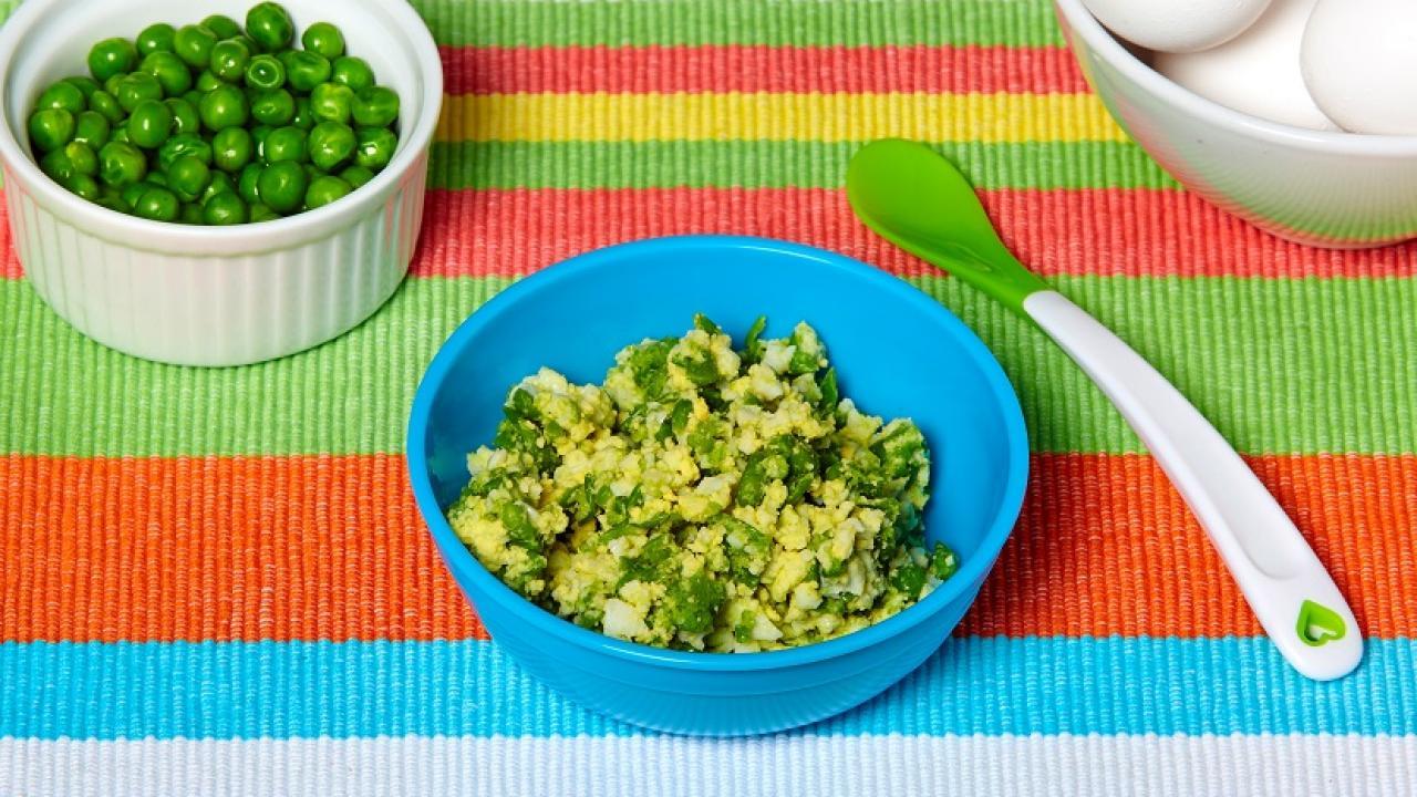 Egg Pea Mash Recipe Eggs Ca