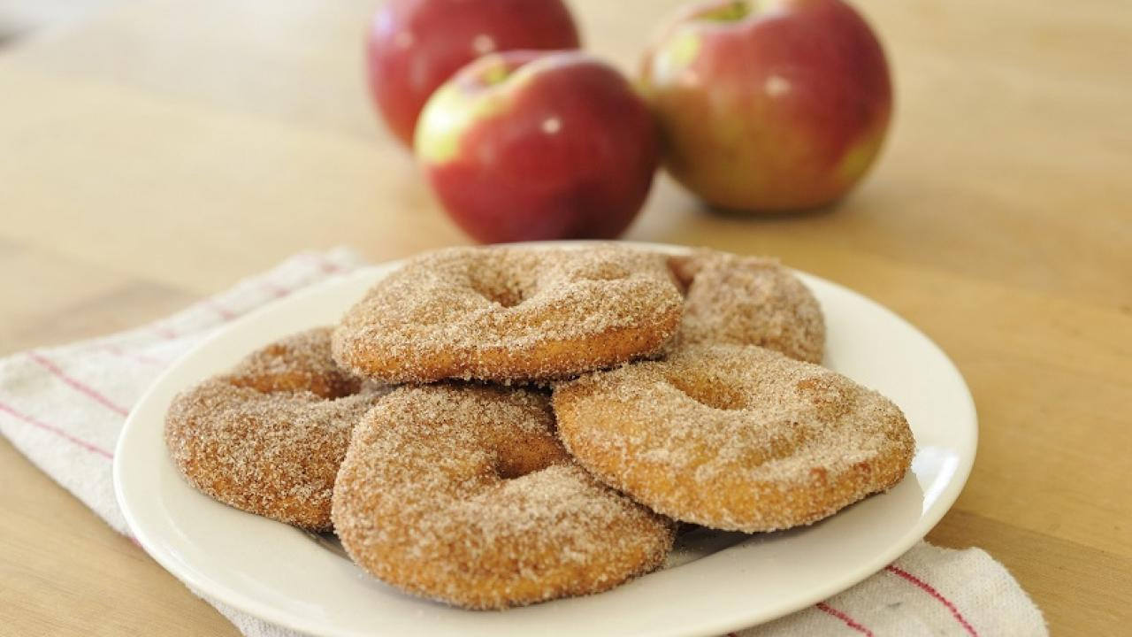 Cinnamon Apple Fritters Recipe Get Cracking