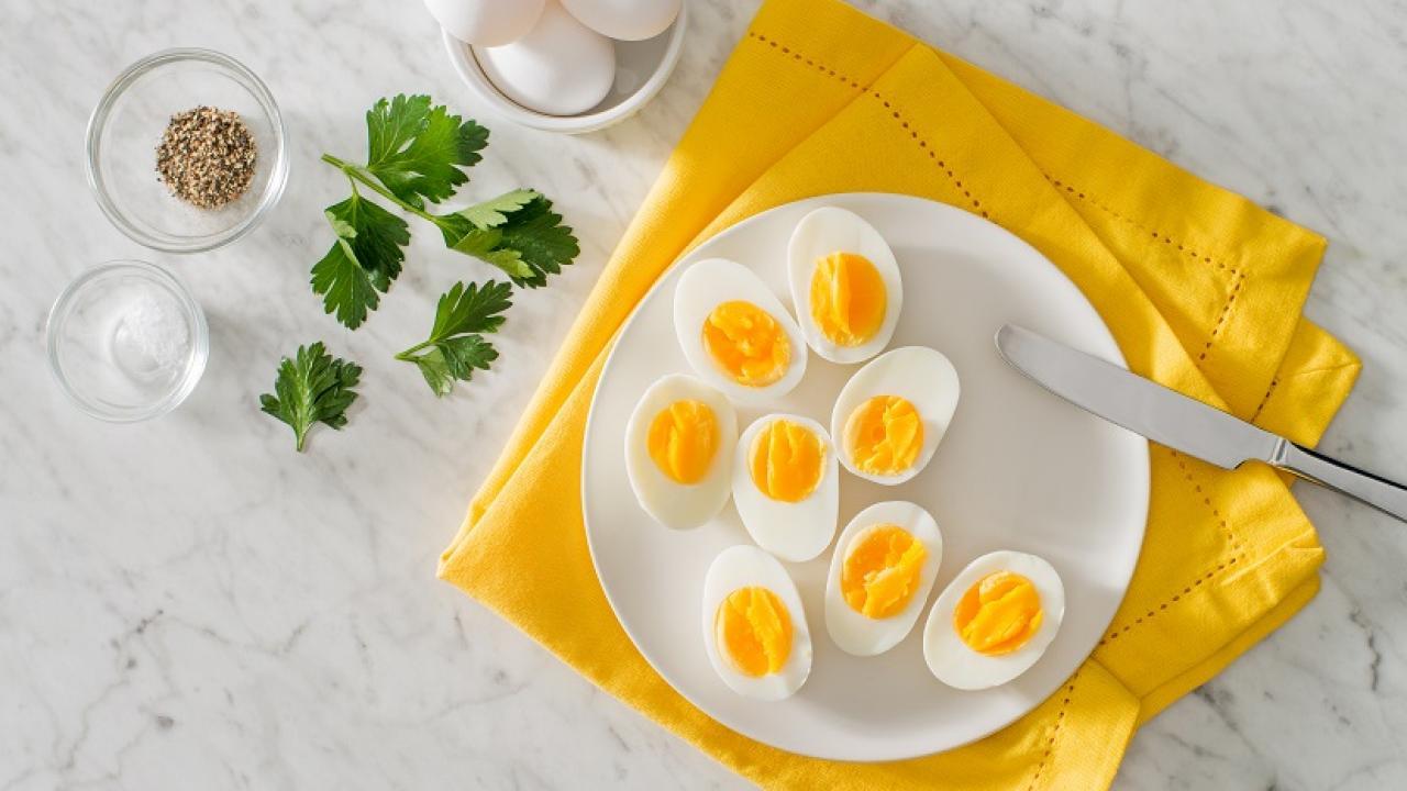 Les œufs Cuits Durs Lesoeufsca
