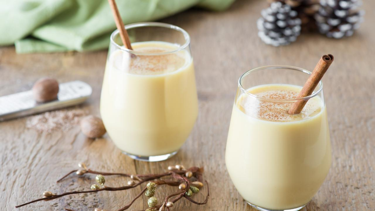 Holiday Cheer Eggnog Recipe Get Cracking
