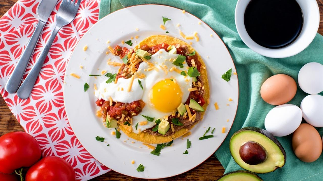 Huevos Rancheros Recipe | Get Cracking