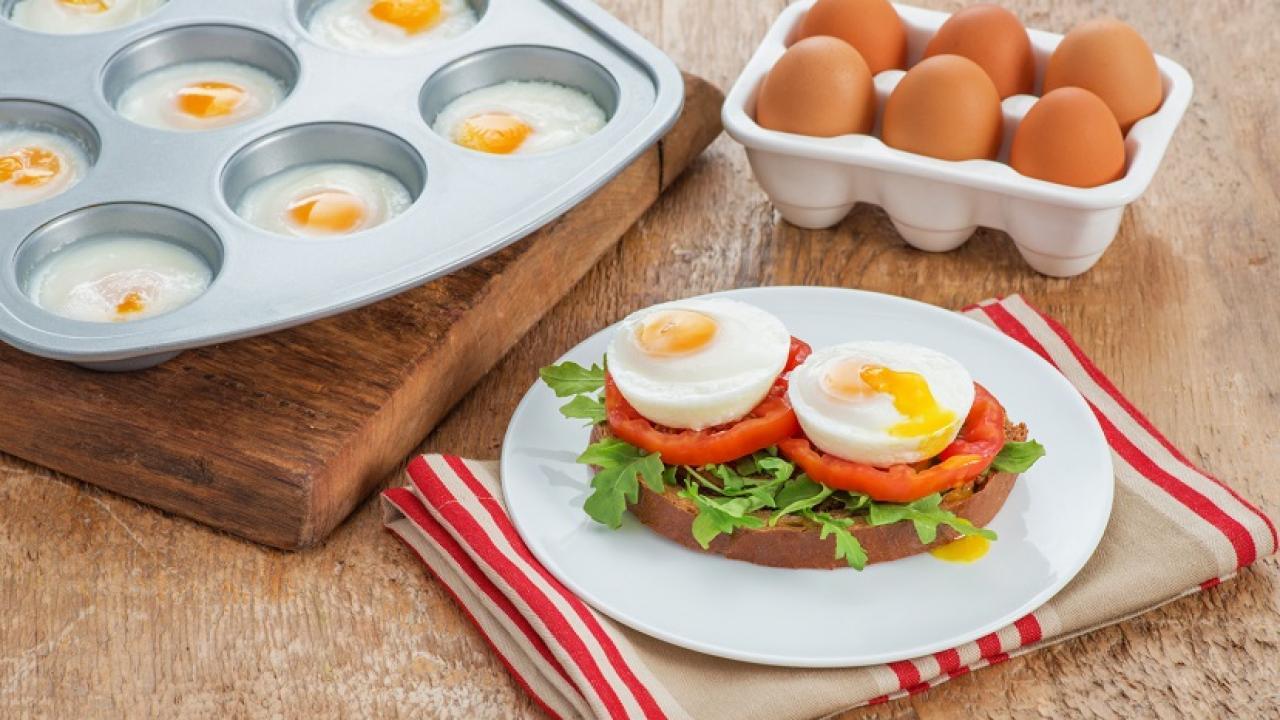 Egg muffin pan recipe