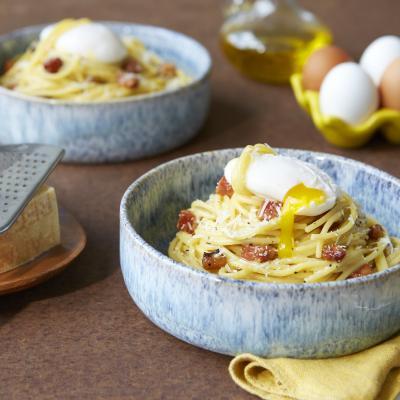 2021 09 17 WED 2021 Spaghetti Carbonara Chef Josh