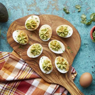 Dale Mackay Avocado Lime Cumin