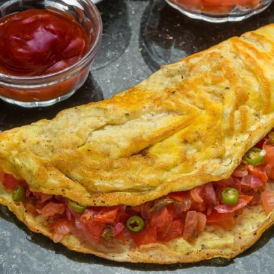 Grandmas Indian Style Omelettes CMS