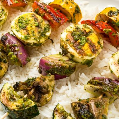 Hariyali Grilled Egg Kebabs CMS