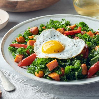 Kale Egg