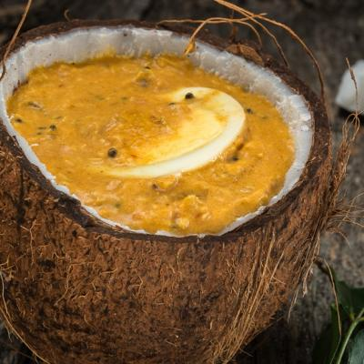 Kerala Coconut Egg Curry CMS