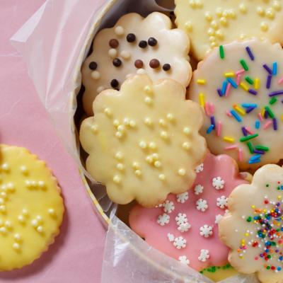 Old Fashioned Sugar Cookies CMS