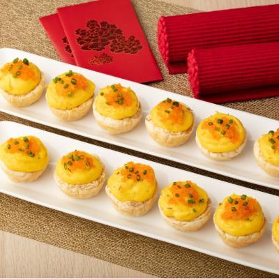 Savourey Egg Tarts