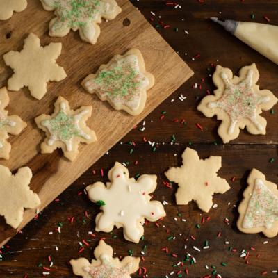 Sugar cookies CMS