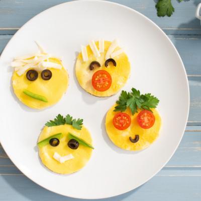 Sunny Egg Face CMS