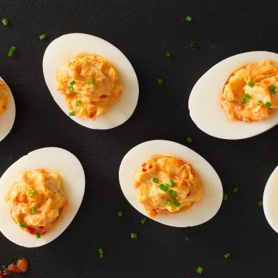 Zippy Devilled Eggs CMS