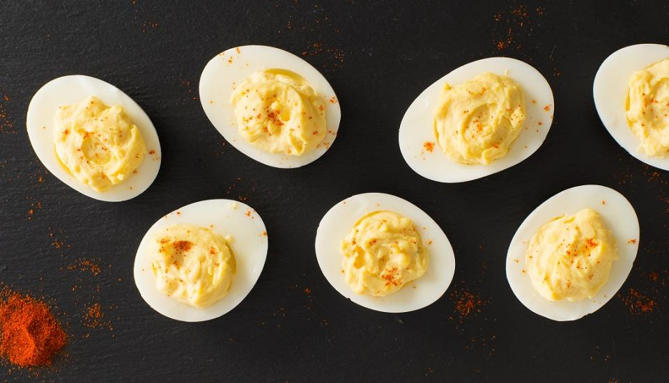 Basic Devilled Eggs CMS