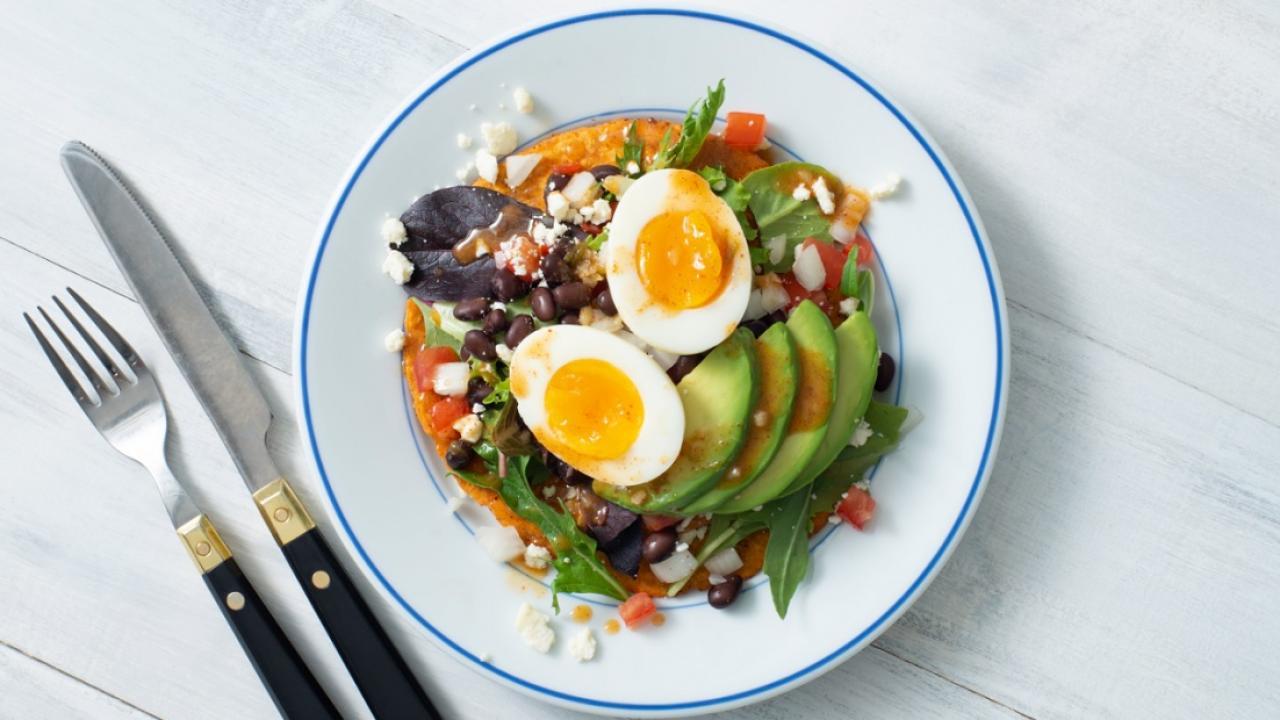 Huevos Rancheros Salad CMS