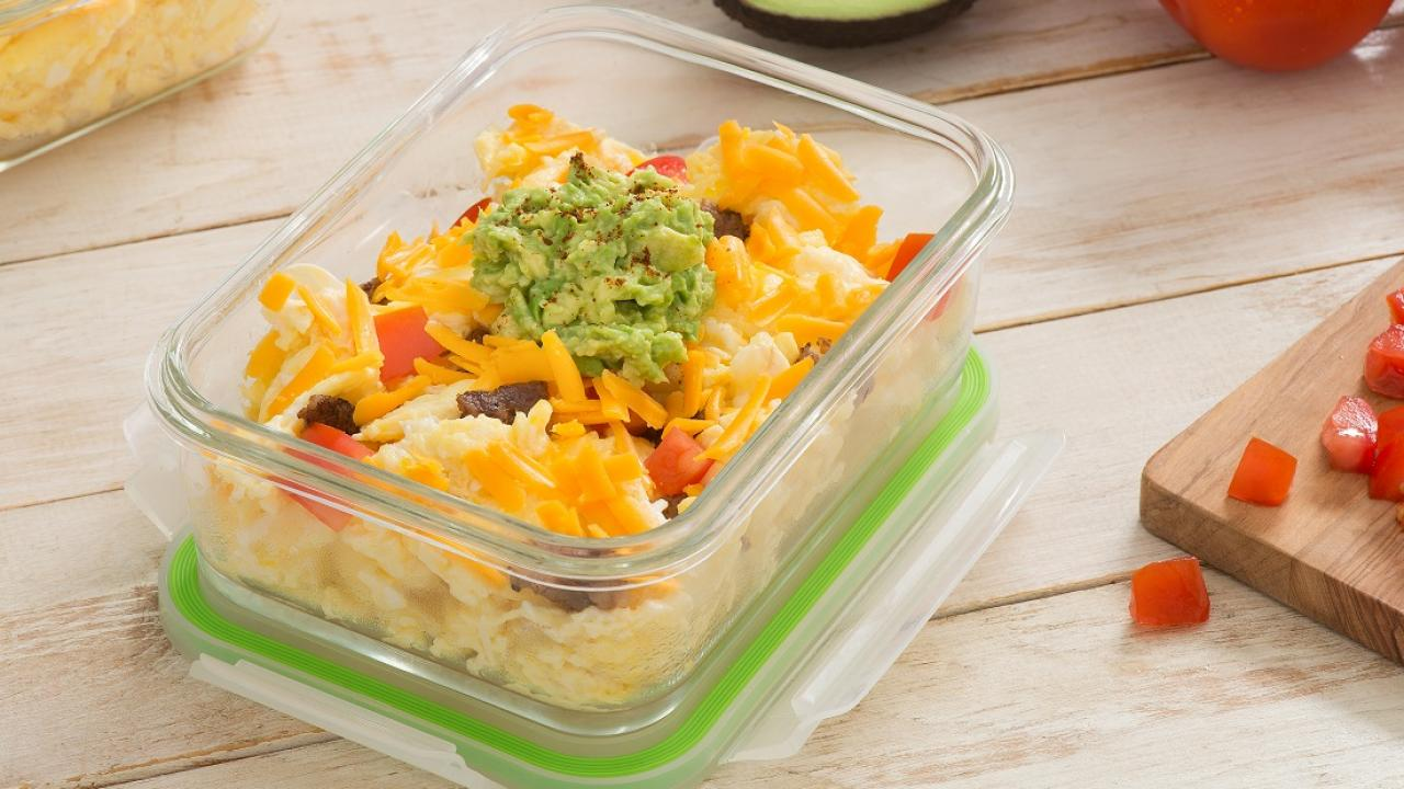 How to Prepare MakeAhead Breakfast Bowls